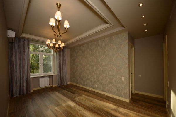 капитальны ремонт квартиры под ключ