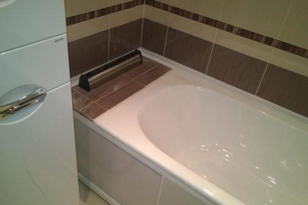 отделка в ванной комнате 3