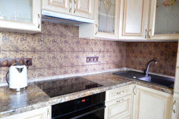 ремонт и дизайн кухни 17