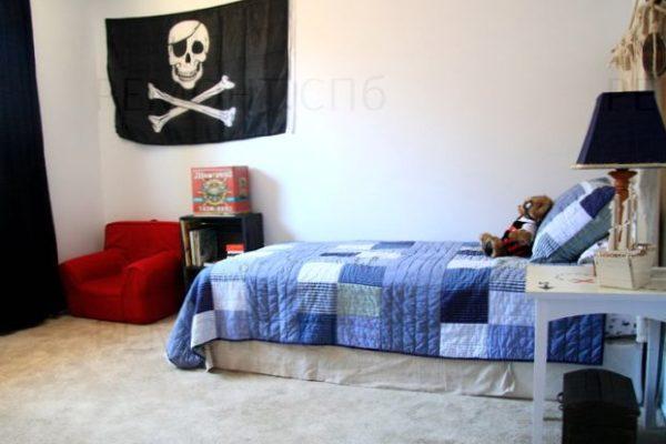 ремонт и дизайн детской комнаты 7