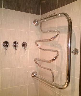 отделка в ванной комнате 2