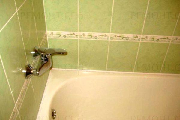 эконом ремонт ванной 42