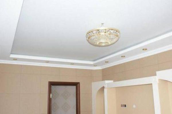 натяжной потолок вариант 5