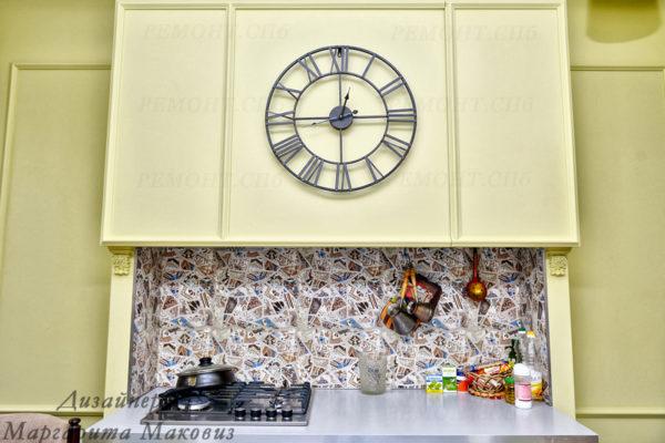 фотографии евроремонта на кухне