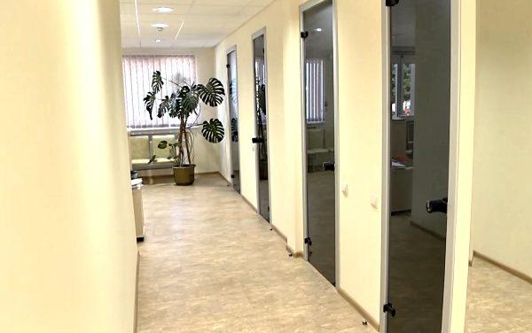 отделка помещений офисов