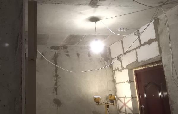 фото демонтажных работ