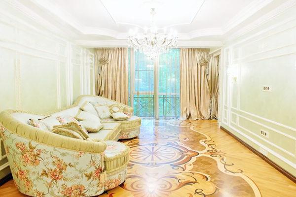 фото элитного ремонта квартиры