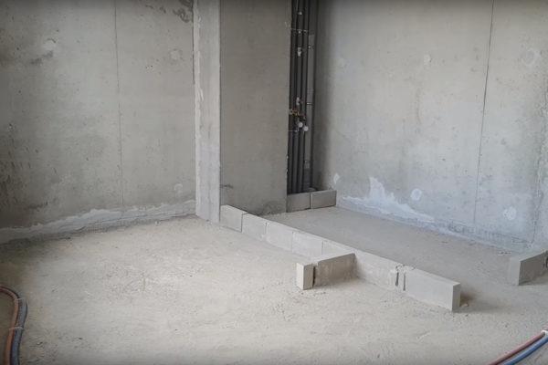 фото процесса ремонта квартиры 40 кв.м.