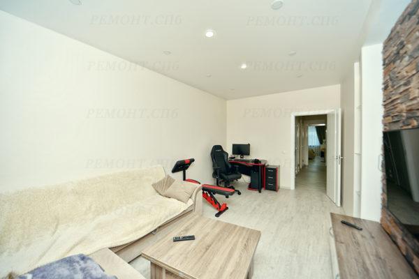 фото ремонта в гостиной 2