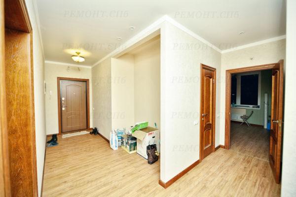 фото ремонта в коридоре 2