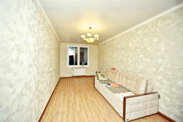 фото ремонта в гостиной