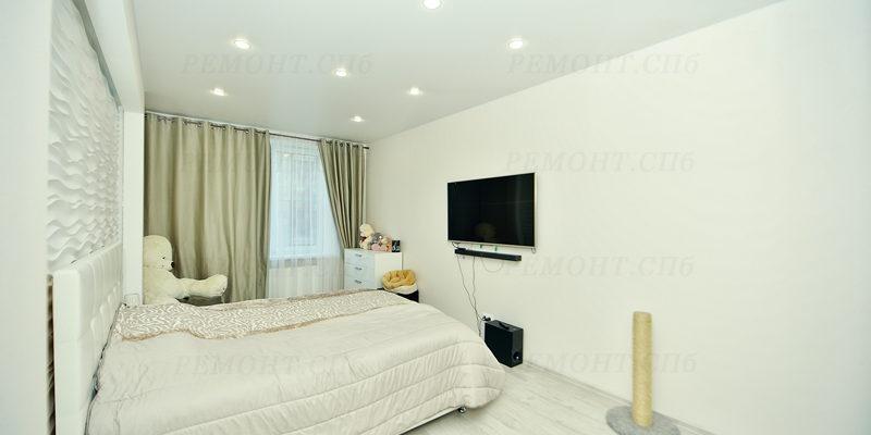 фото ремонта в спальне 2