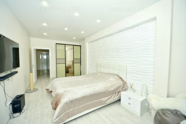 фото ремонта в спальне 3