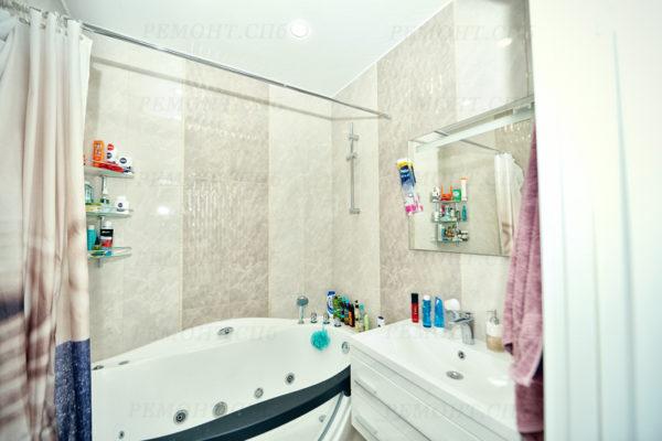 фото ремонта в ванной комнате