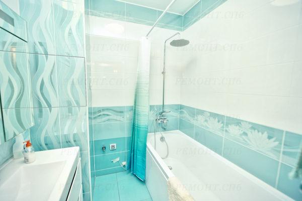 Ремонт в ванной комнате2