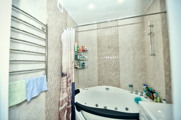 фото ремонта в ванной комнате 2
