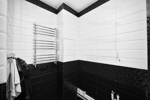 Фото ремонта квартиры в ЖК Золотые купола