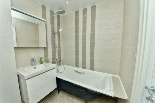 ремонт квартиры передовиков ванная 2
