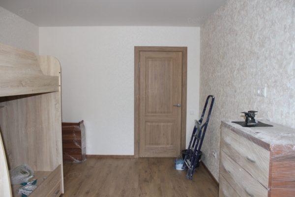 фото капитального ремонта квартиры на ул. Кустодиева д.12 окончание ремонта в детской