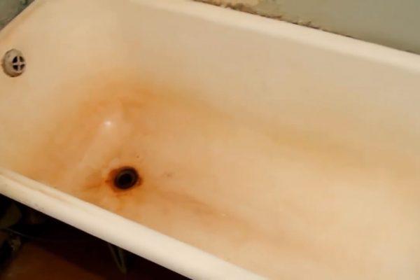 реставрация ванн до