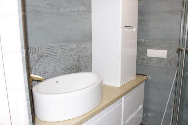 ремонт сантехника и пенал в ванне