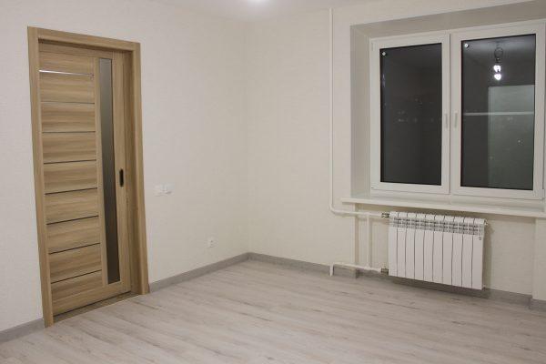 Капитальный ремонт квартиры с перепланировкой
