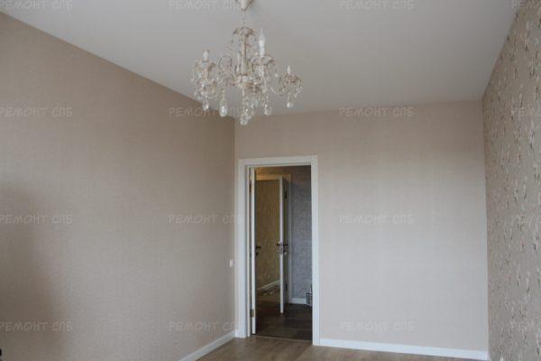 выполнена звукоизоляция стен и потолков